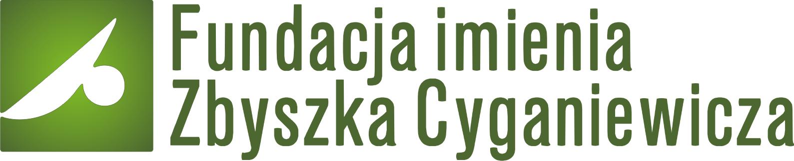 Logo Fundacja imienia Zbyszka Cyganiewicza 1